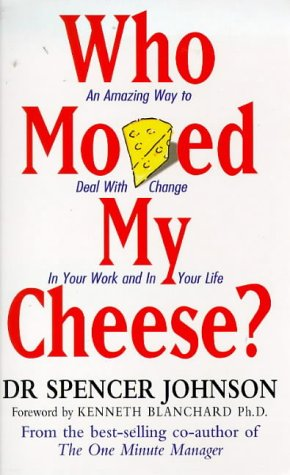 who-moved-my-cheese leadership books