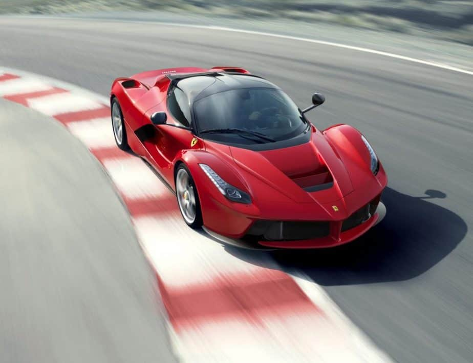 LaFerrari seized after trying to be smuggled into SA