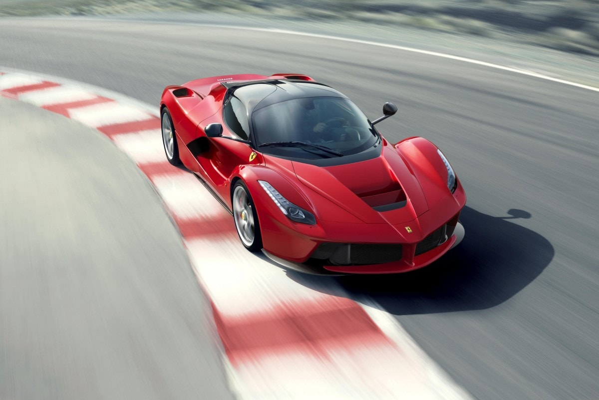 laferrari car
