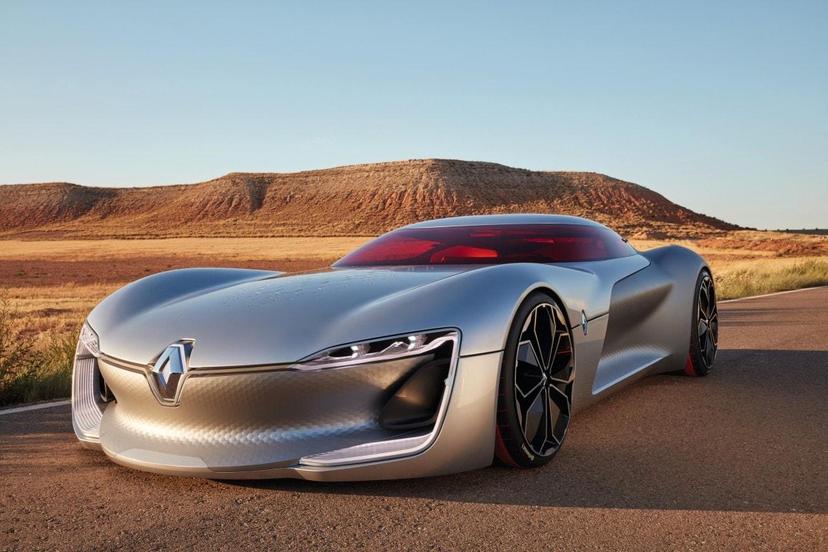Trezor Concept Car