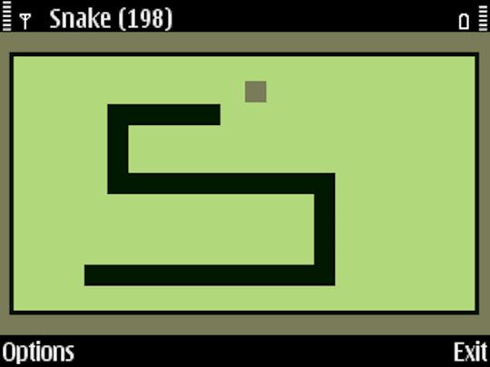 Nokia snake