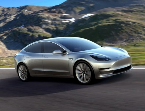 Tesla Model 3 full electric car is finally here and headed for South Africa