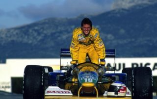 michael schumacher 1992