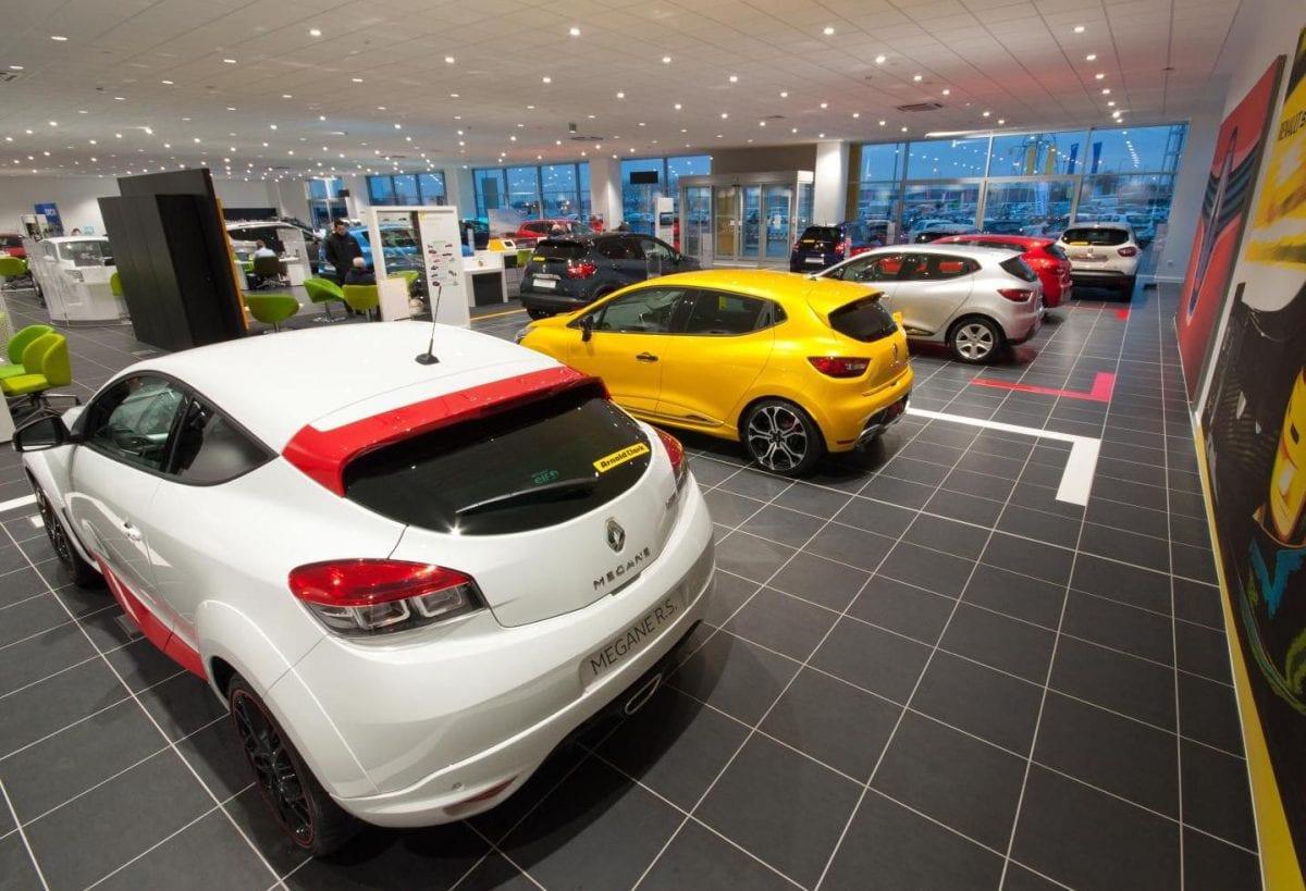 Renault cars depreciation