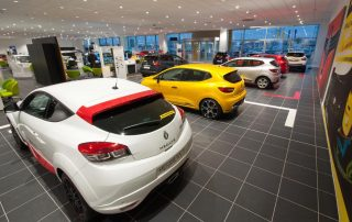 Renault cars depreciation