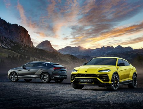 Lamborghini URUS: World's first super luxury SUV makes appearance