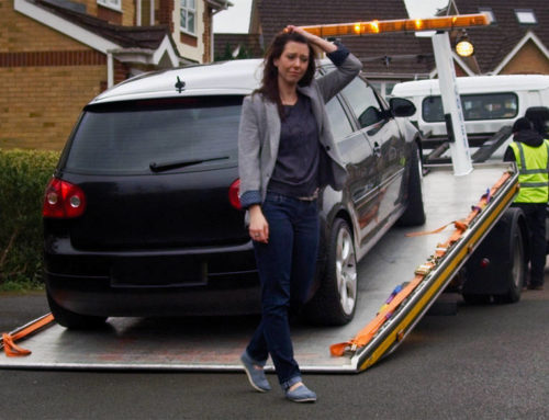 Is it worth buying a repossessed car?