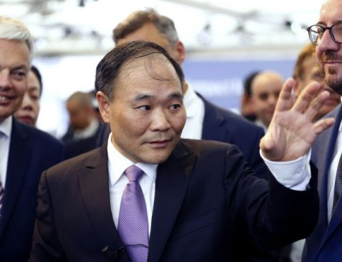 China's Geely buys $9-billion stake in Germany's Daimler