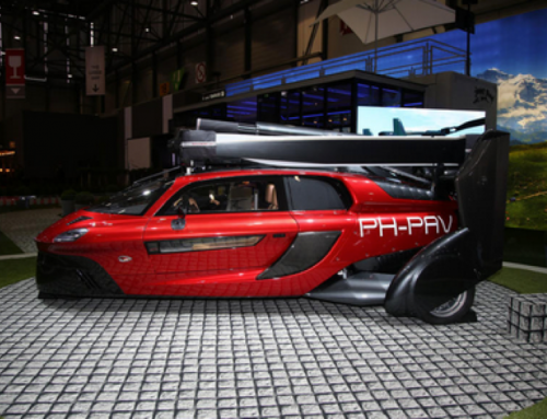 PAL-V Liberty – First production road and air-legal flying car revealed