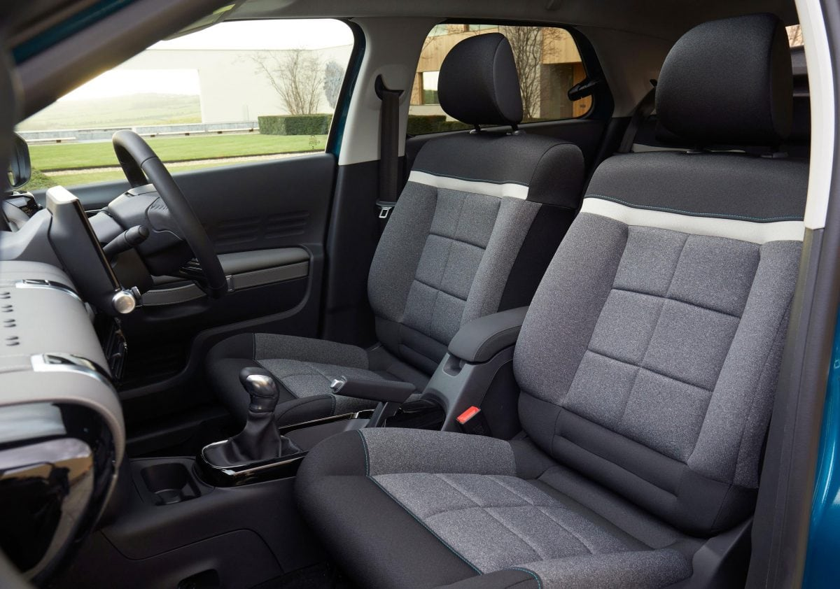 Advanced Comfort Seats - citroen c4 cactus