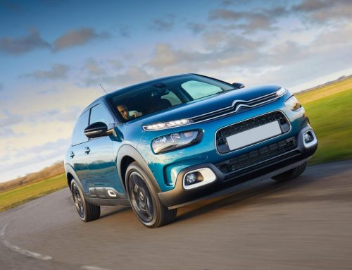 Advanced Comfort Seats in the new Citroën C4 Cactus