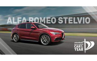 Car of the Year semi finalist Alfa Romeo Stelvio