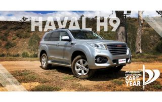 AutoTrader SA Car of the Year Semi-Finalist Haval H9