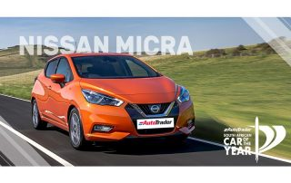 Car of the Year Semi-Finalist Nissan Micra