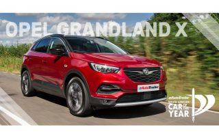 Car of the Year Semi-Finalist Opel Grandland X