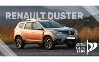 Car of the Year Semi-Finalist Renault Duster