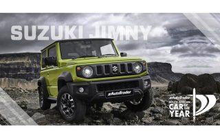 Car of the Year Semi-Finalist Suzuki Jimny