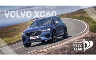Car of the Year Semi-Finalist Volvo XC60