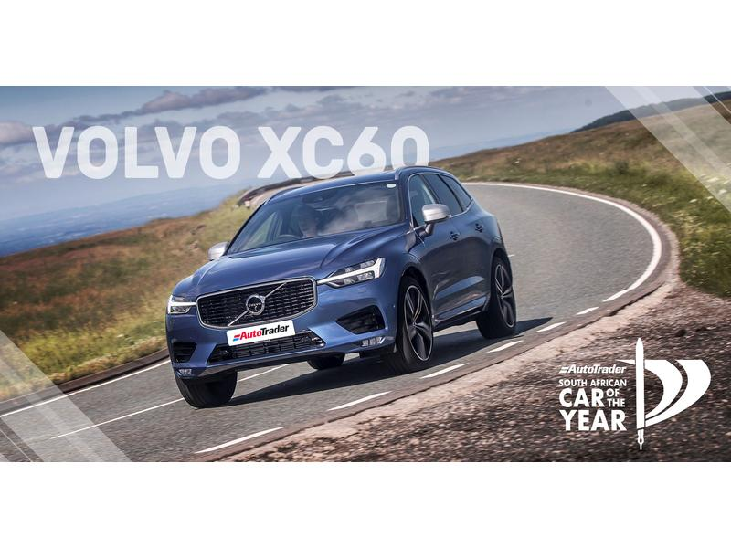 Car of the Year Semi-Finalist Volvo XC60