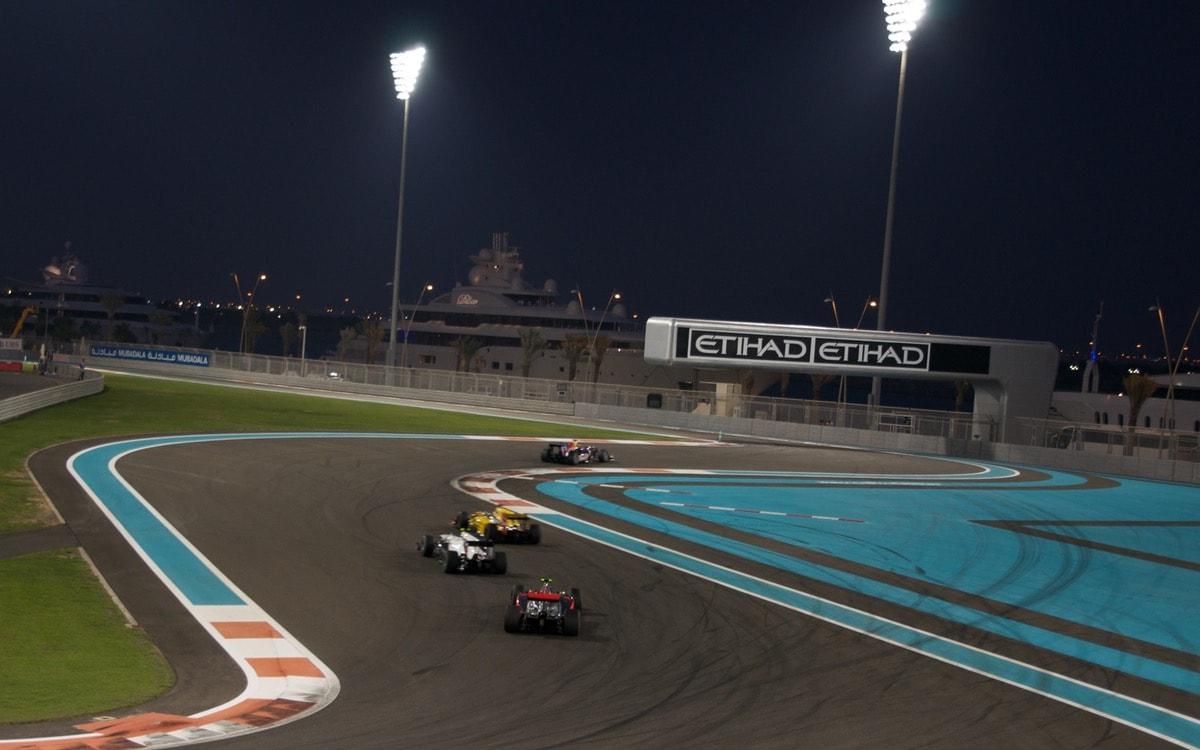 Abu Dhabi Formula 1 Grand Prix
