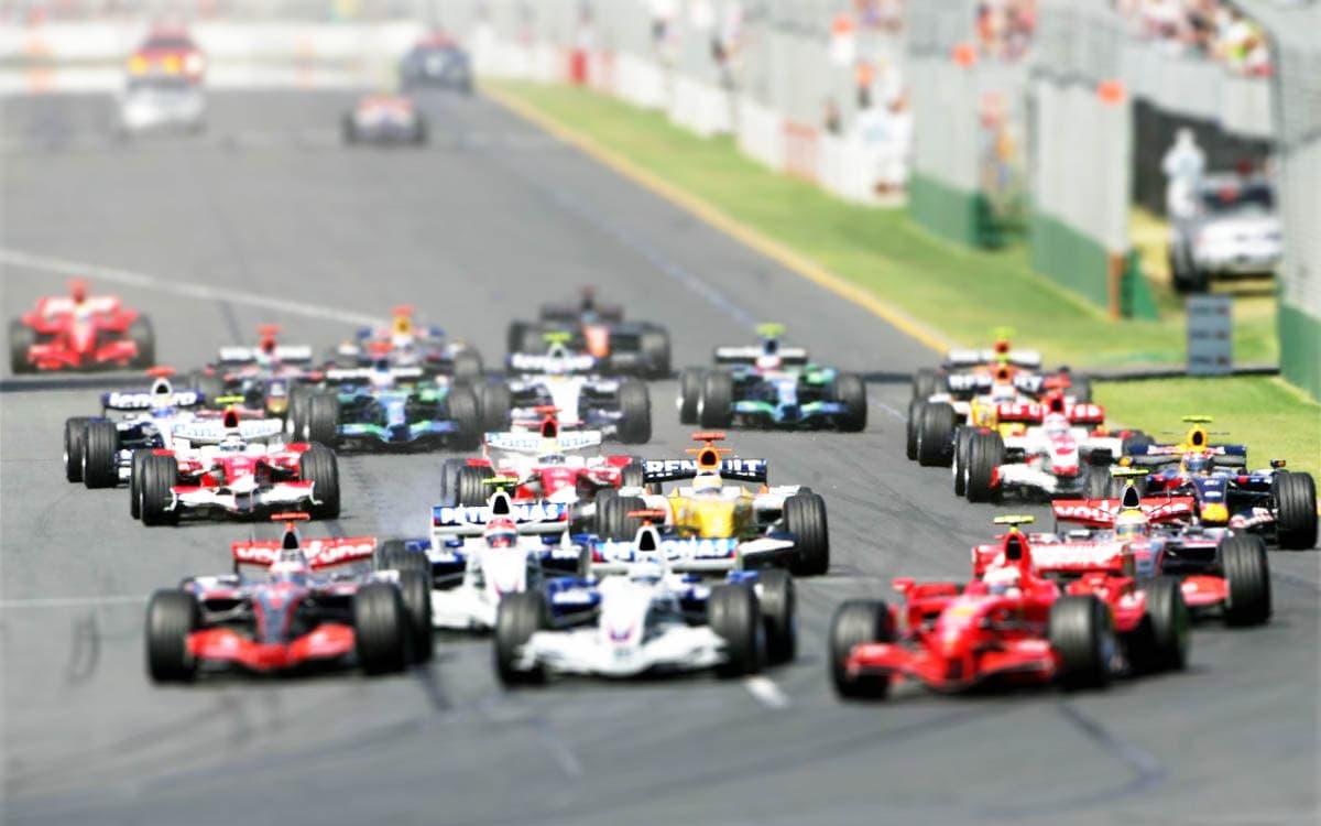 Australian Formula 1 Grand Prix 2007 1200x750