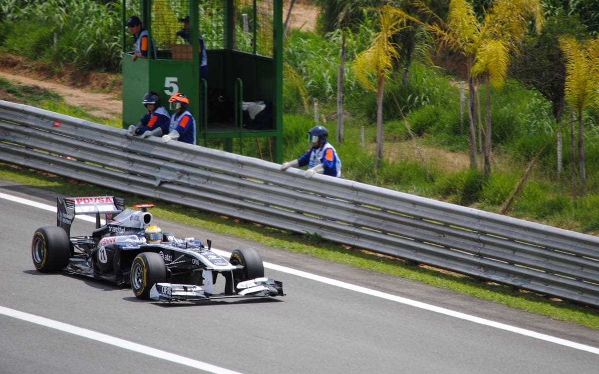 Brazilian Formula 1 Grand Prix 2011