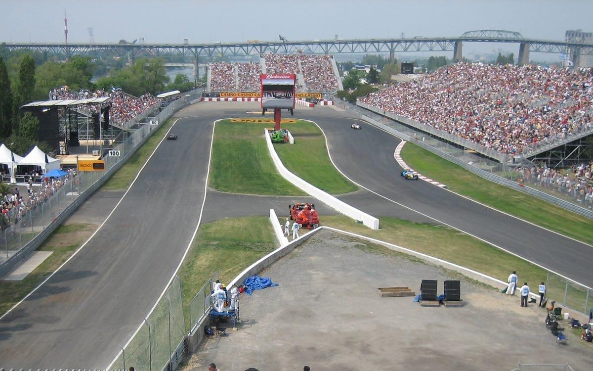 Canadian Formula 1 Grand Prix Circuit_Gilles_Villeneuve_Hairpin