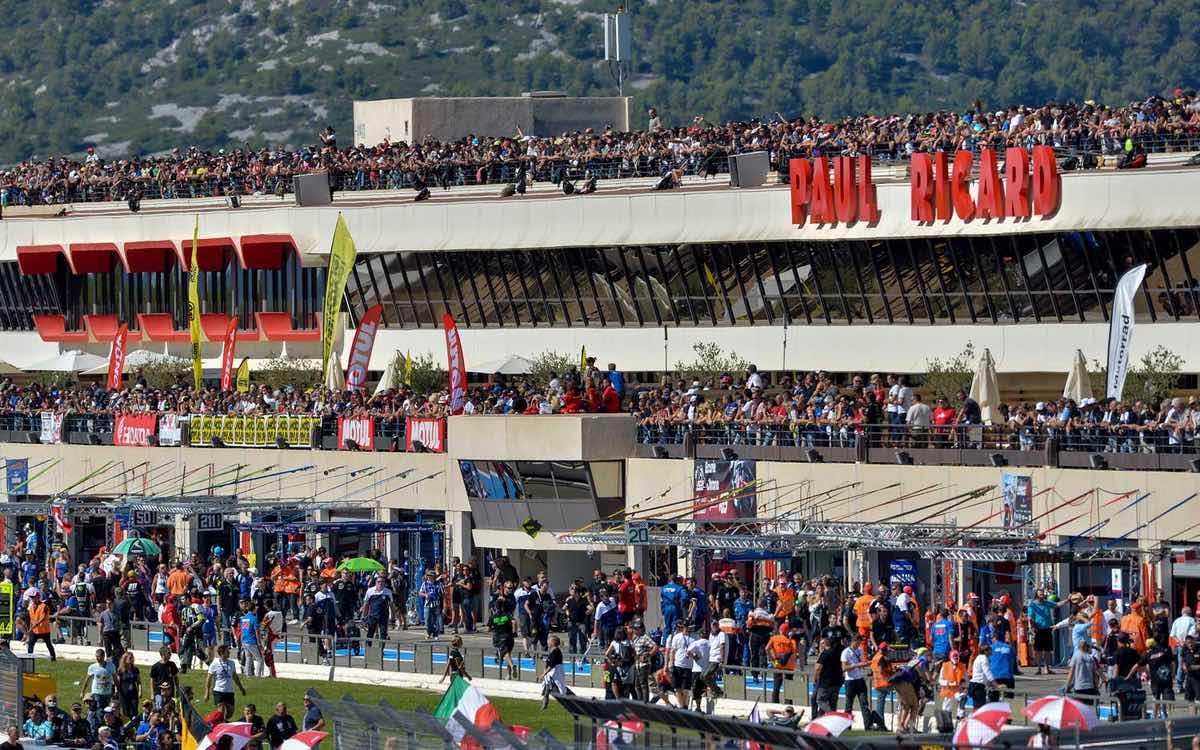 French Formula 1 Grand Prix Circuit Paul Ricard 1200x750