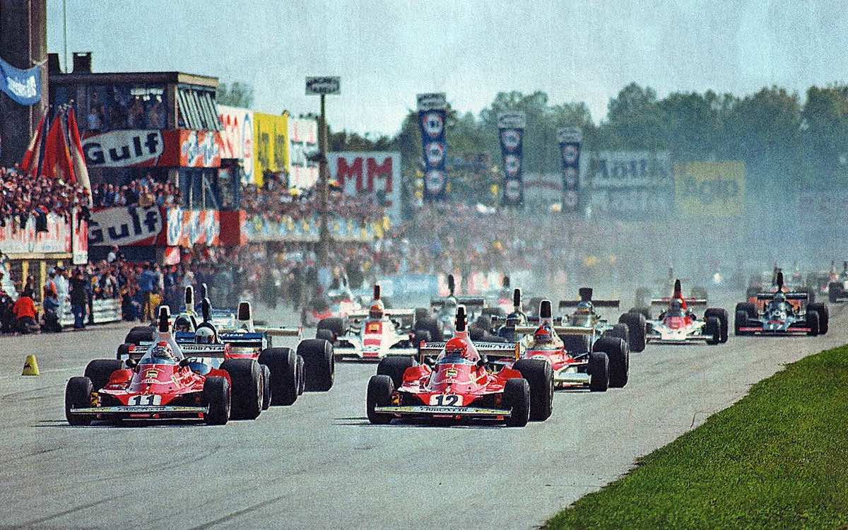 Italian Formula 1 Grand Prix 1975