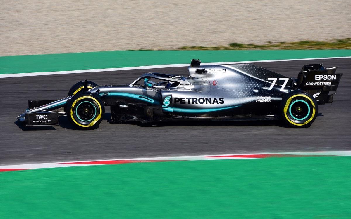Veltteri Bottas wins Formula 1 Grand Prix