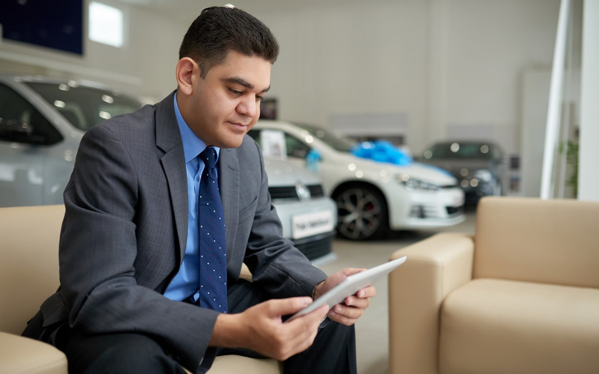 The car dealer can still secure a strong digital presence in SA