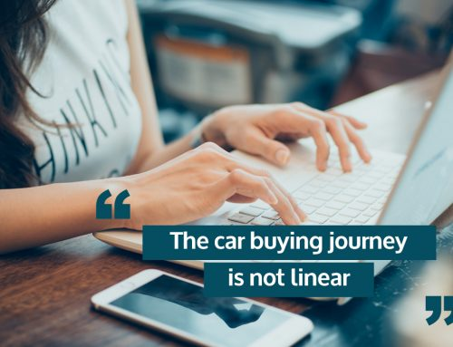 How the car buying consumer has changed
