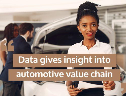 Car sales data according to NAAMSA, Kantar & AutoTrader
