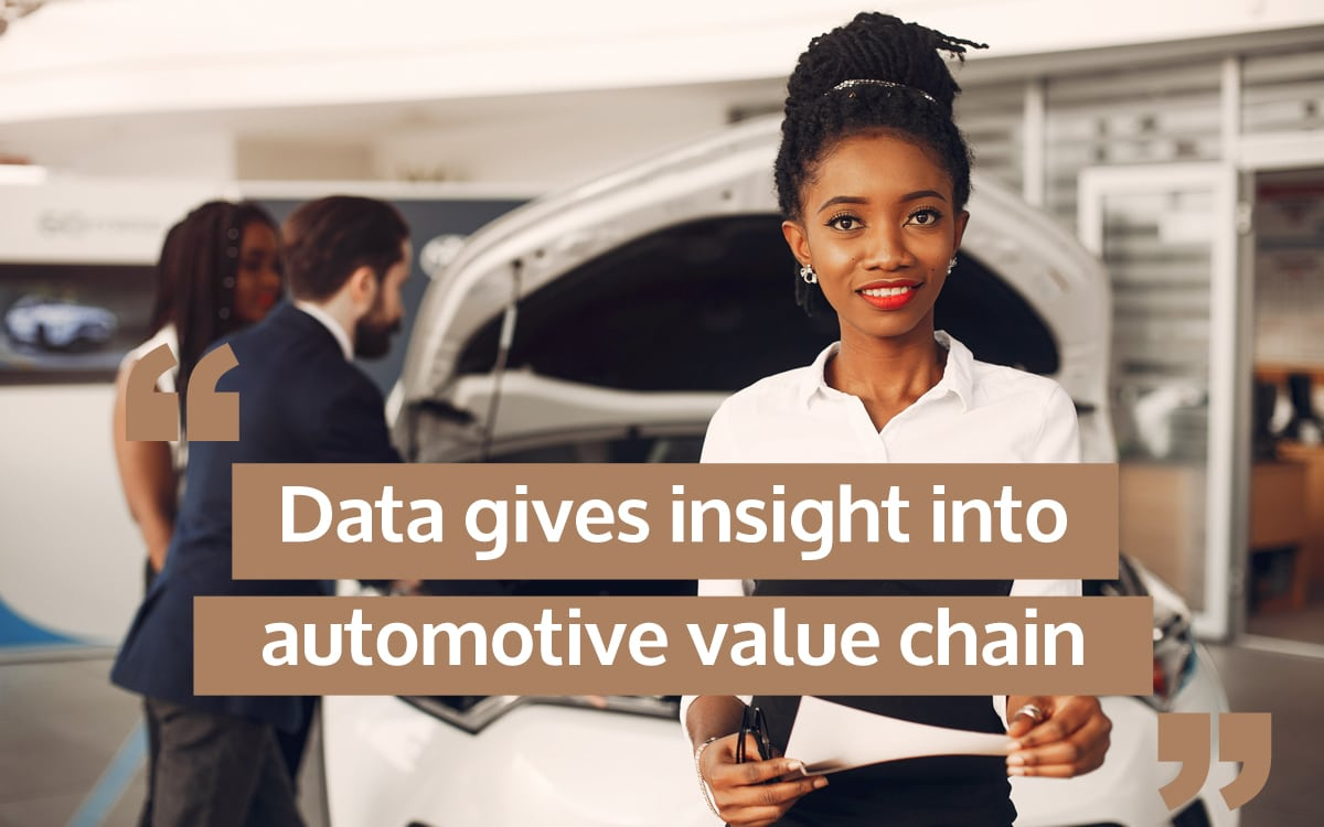 Used car data adds insight to automotive in South Africa
