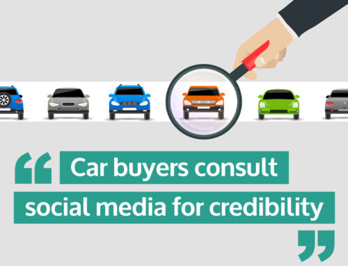 Social media networks influence car buyers