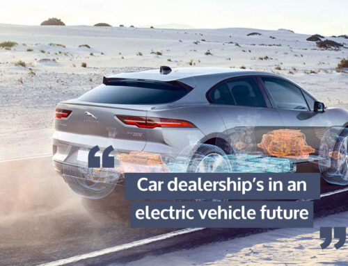 The evolving car dealership in an electric vehicle future