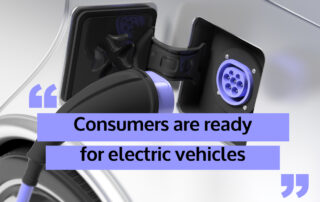 OEM's confirm car buyers are ready for Electric Vehicles
