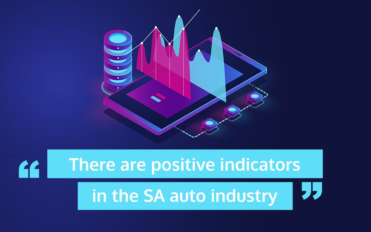 There is a positive indicator in the automotive industry market. When looking at the #Charged-Up - 6th Edition AutoTrader SA Market Industry Report